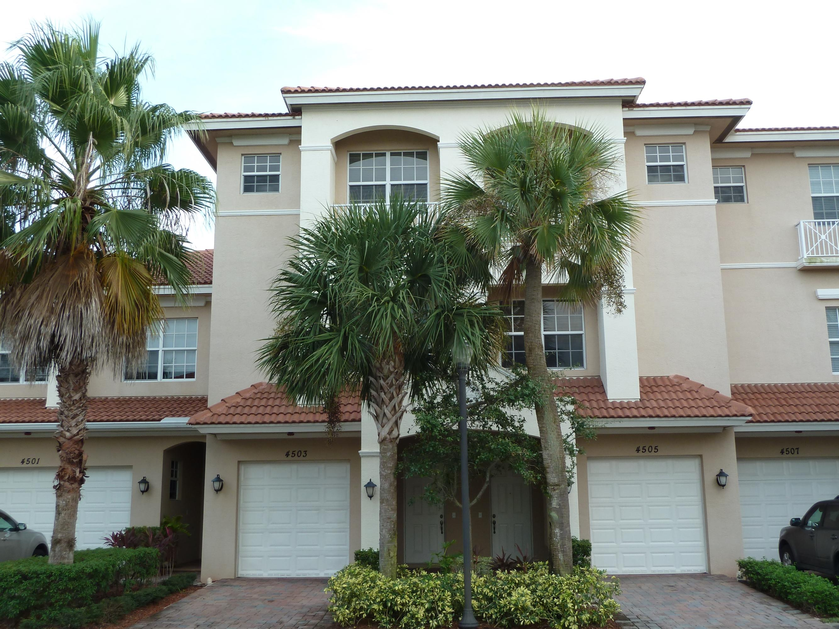 4503 Artesa Way - Palm Beach Gardens, Florida