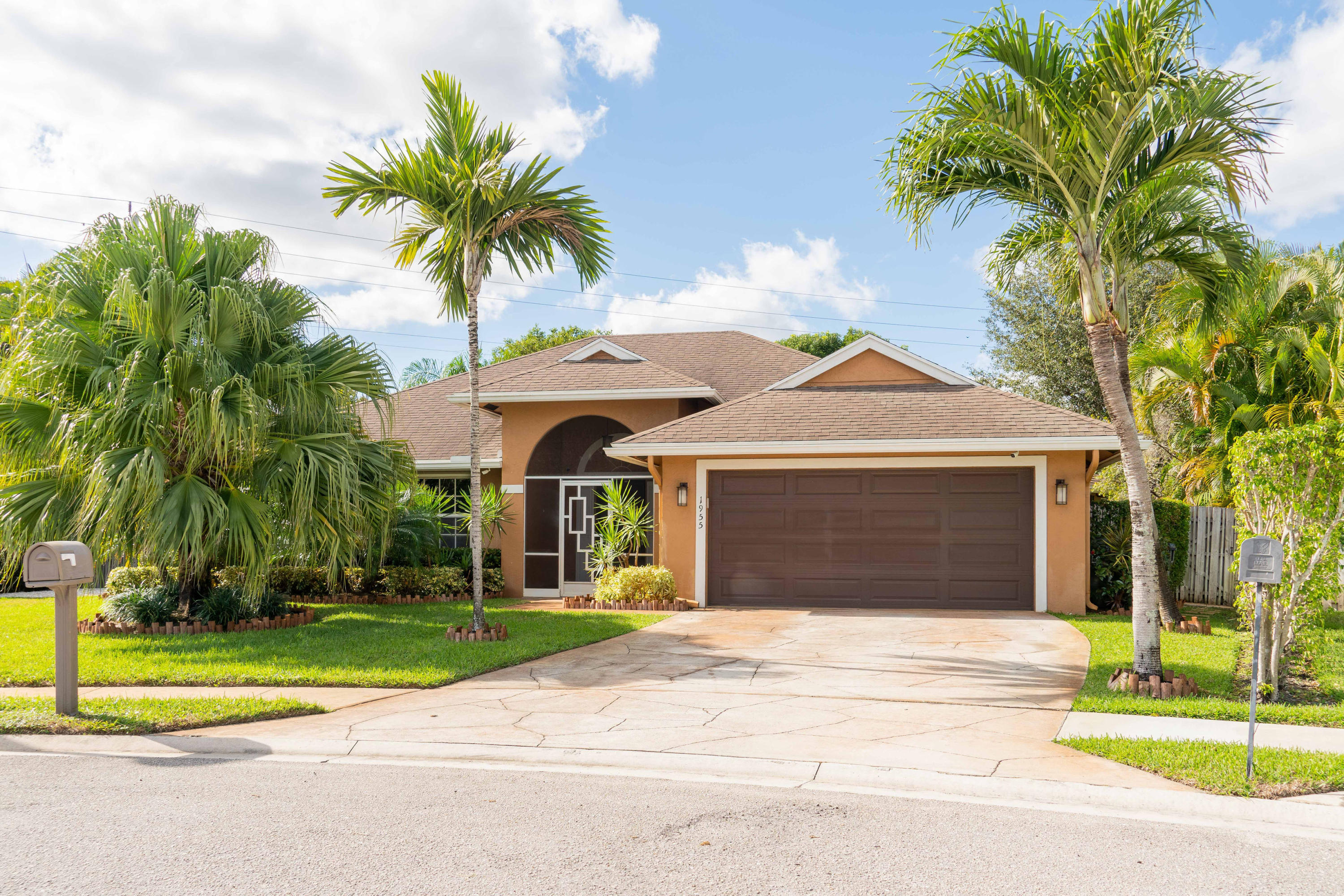 Home for sale in Chatsworth Village Wellington Florida