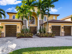 Property for sale at 599 Edgebrook Lane, Royal Palm Beach,  Florida 33411