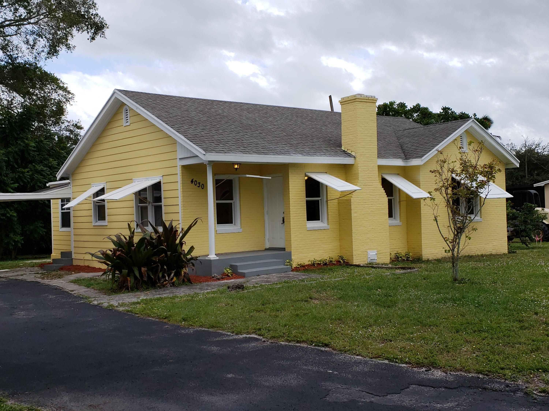 Home for sale in Glen Ridge West Palm Beach Florida