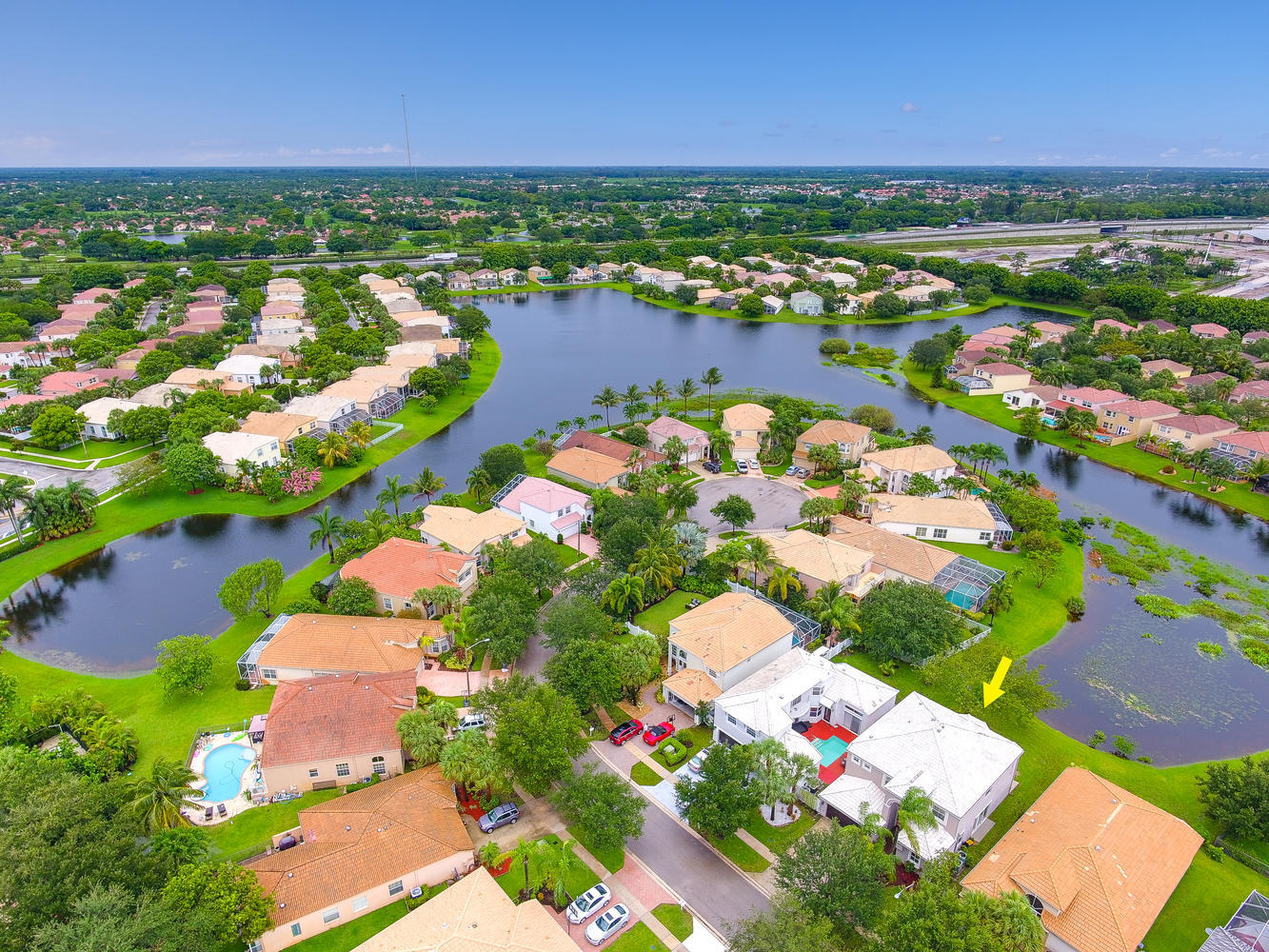 Home for sale in Smith Farm/hampton Creek Lake Worth Florida