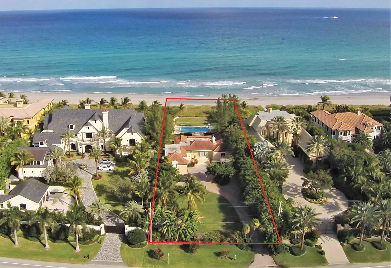 2475 S Ocean Boulevard - Highland Beach, Florida