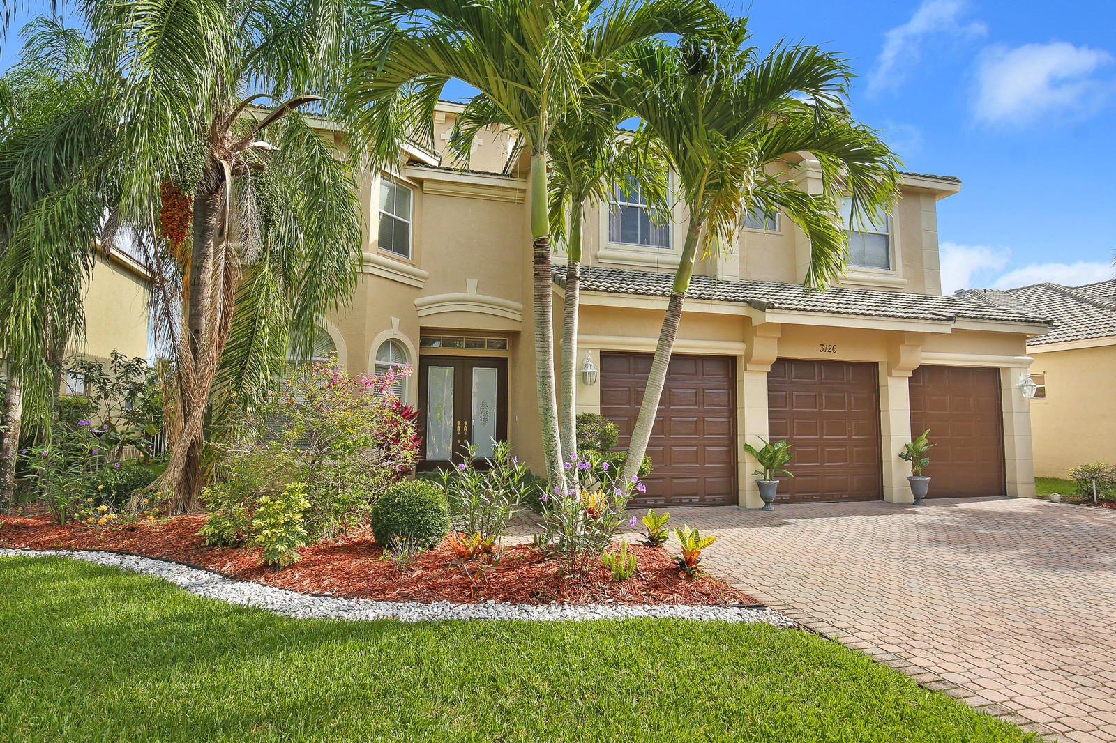 3126 Hamblin Way Wellington, FL 33414 photo 2