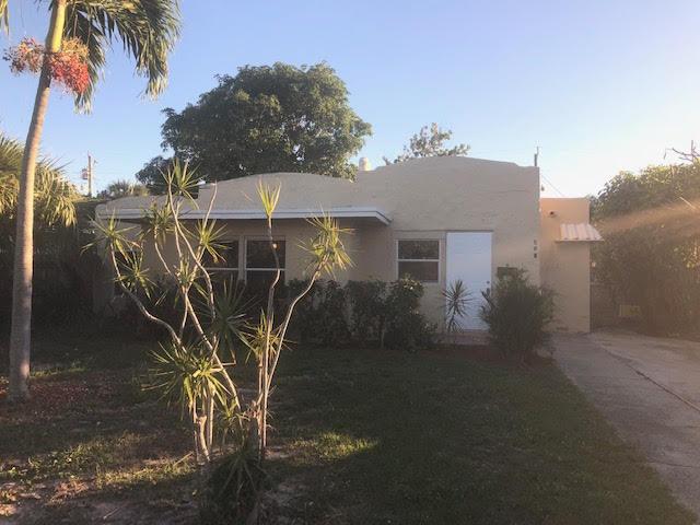 508 Palmetto Street West Palm Beach, FL 33405