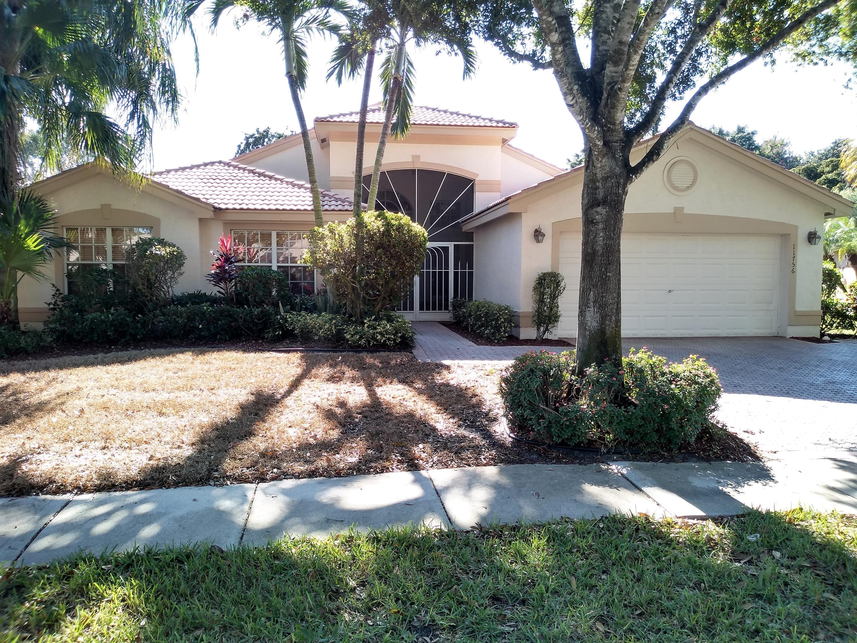VALENCIA LAKES home 11756 Cardenas Boulevard Boynton Beach FL 33437