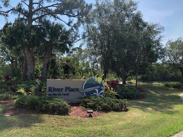 RIVER PLACE ON THE ST LUCIE PORT SAINT LUCIE FLORIDA