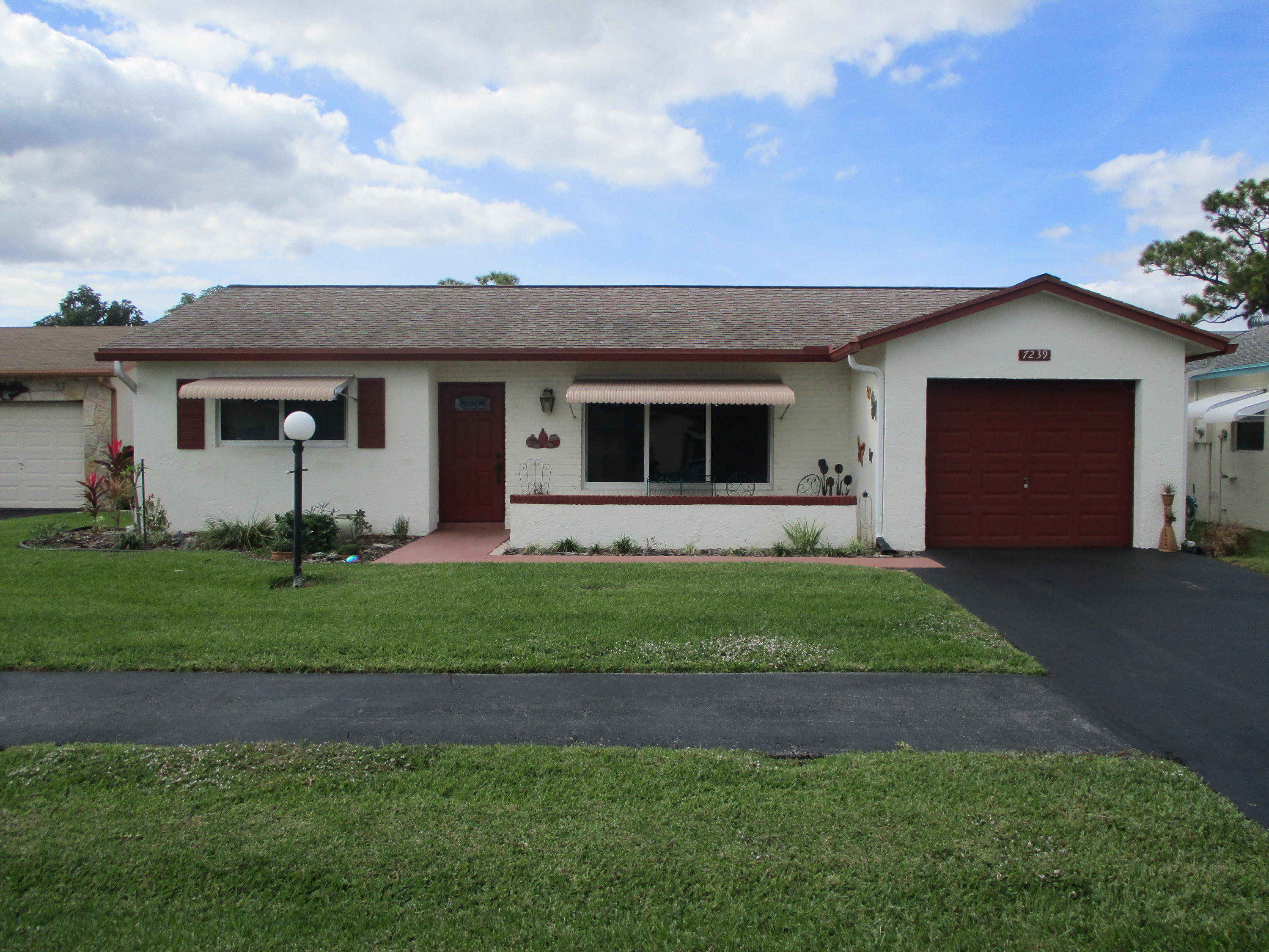 Home for sale in Lucerne Lakes Homes Village I 3rd ADD AS Lake Worth Florida