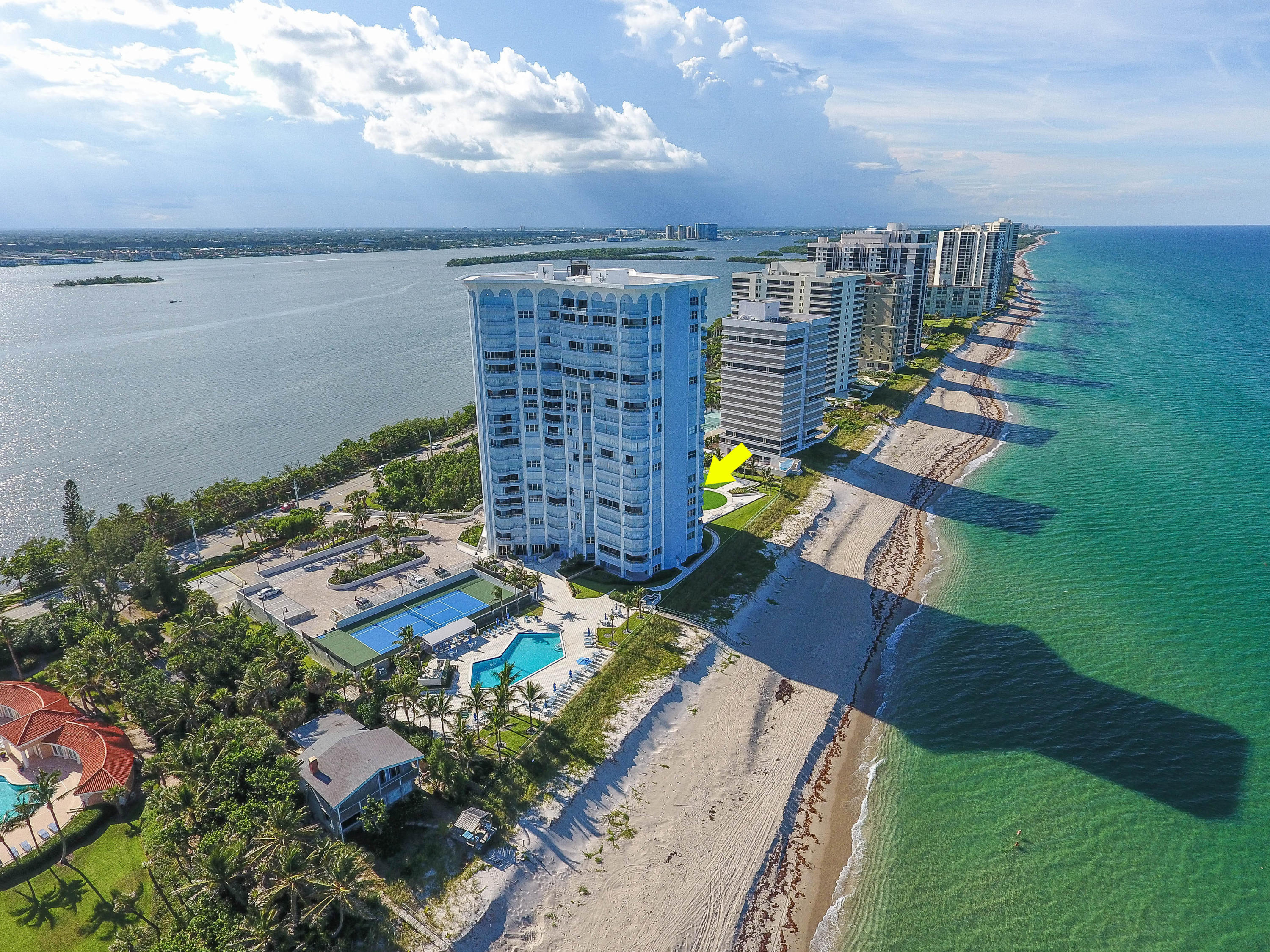New Home for sale at 5200 Ocean Drive in Singer Island