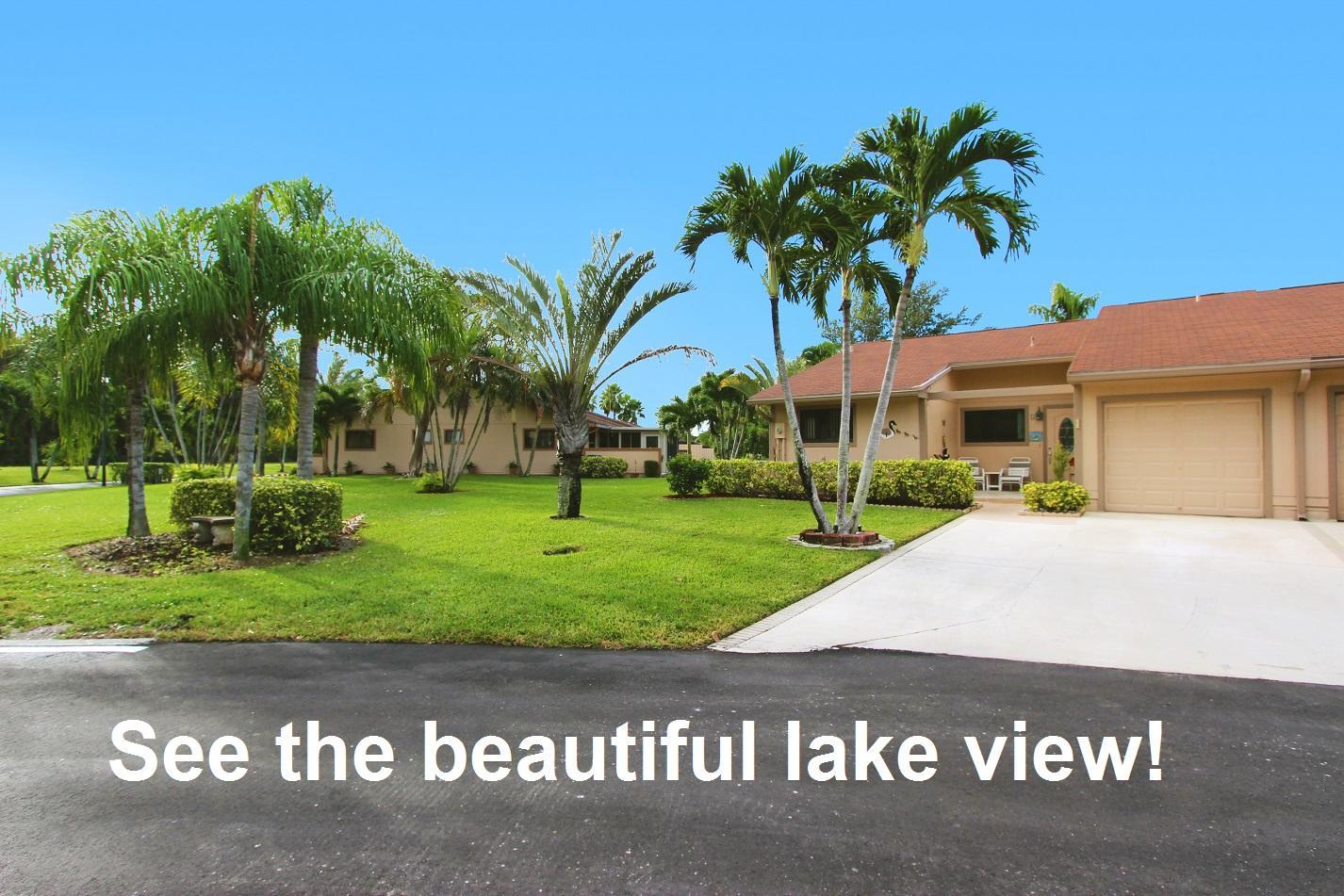 1  Winchmore Lane, Boynton Beach in Palm Beach County, FL 33426 Home for Sale