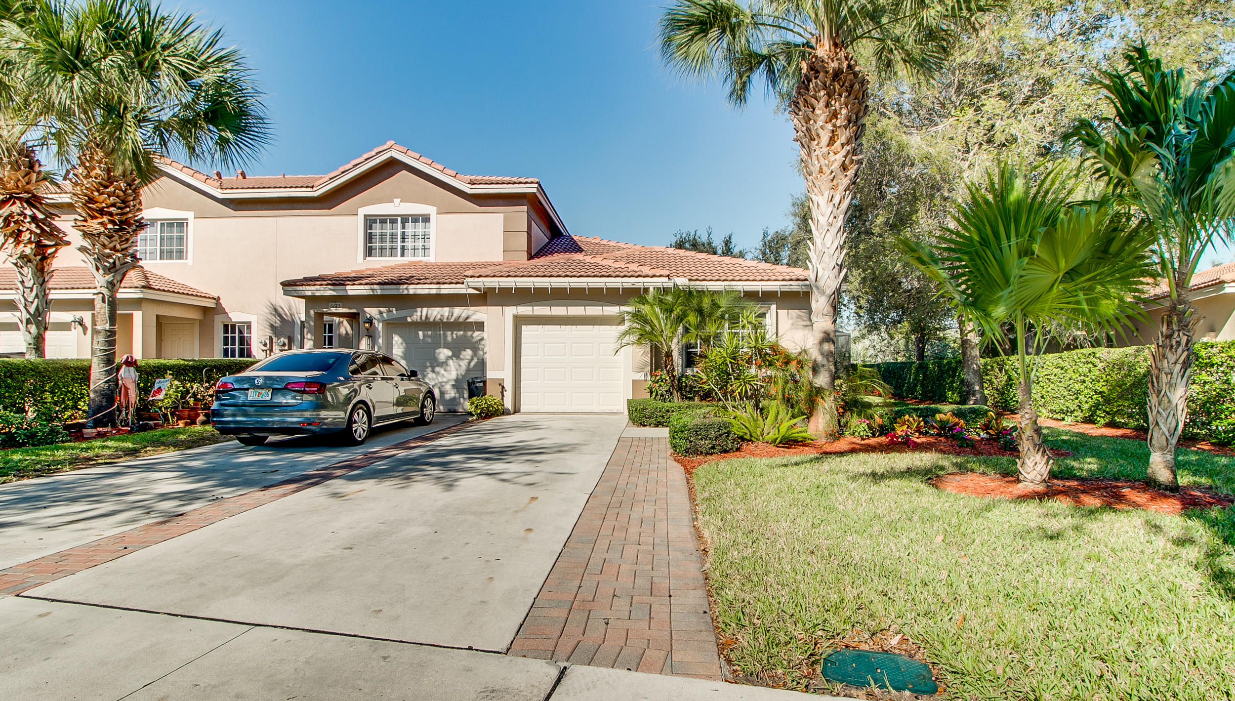 One of Boynton Beach 3 Bedroom Homes for Sale at 6611  Old Farm Trail