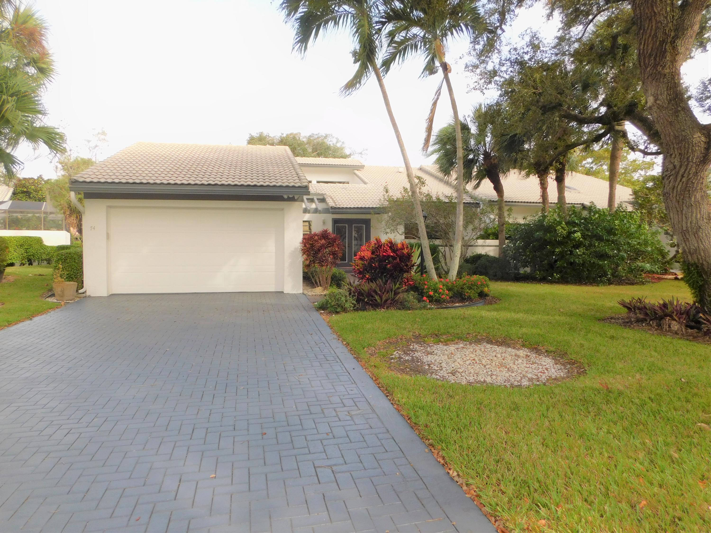 74 Cambridge Lane 0740 Boynton Beach, FL 33436