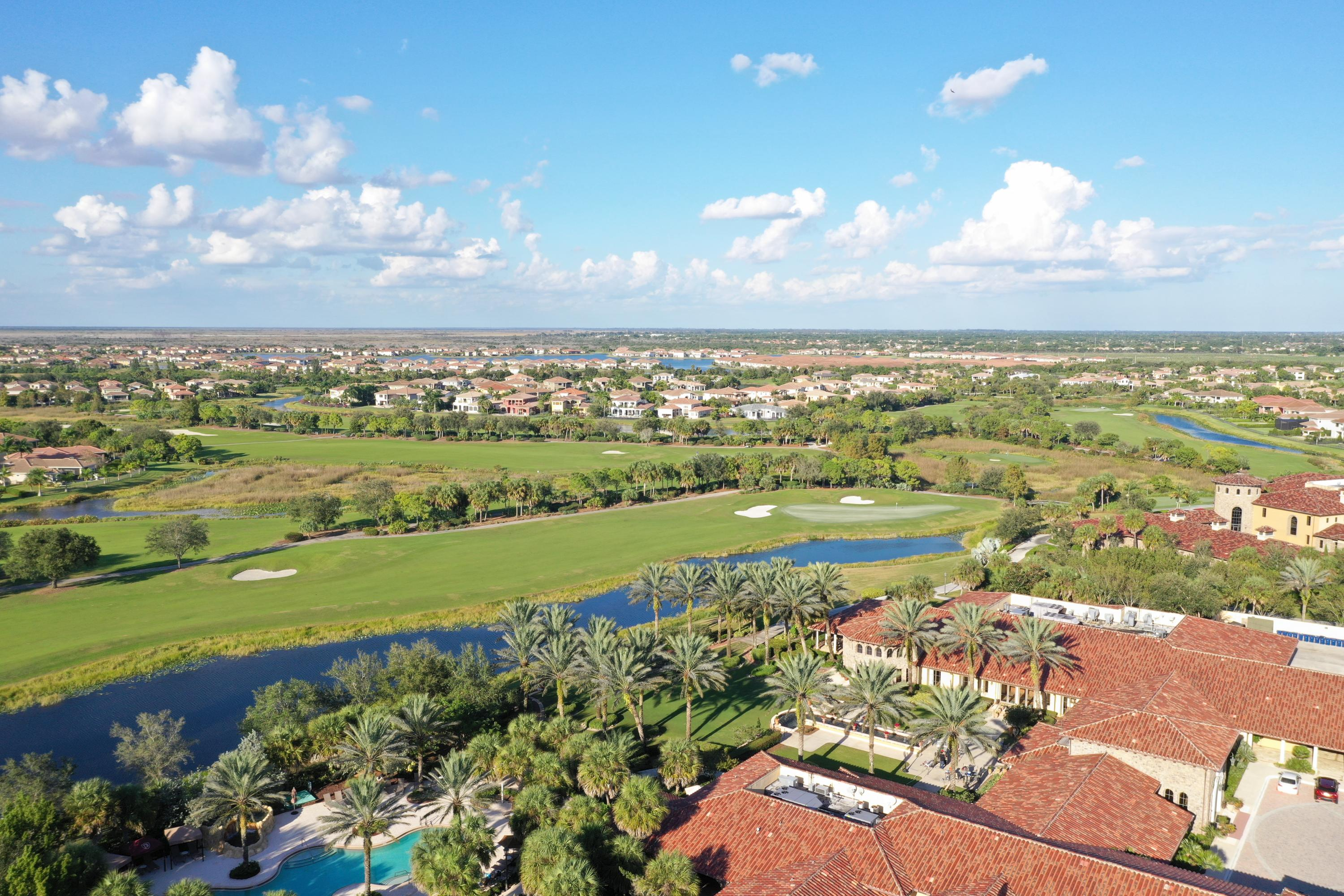PARKLAND COUNTRY CLUB REAL ESTATE