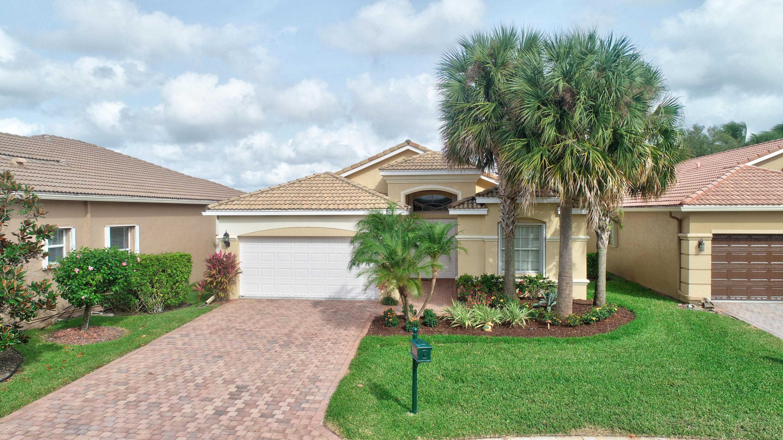 VILLAGGIO home 6756 Via Dante Lake Worth FL 33467