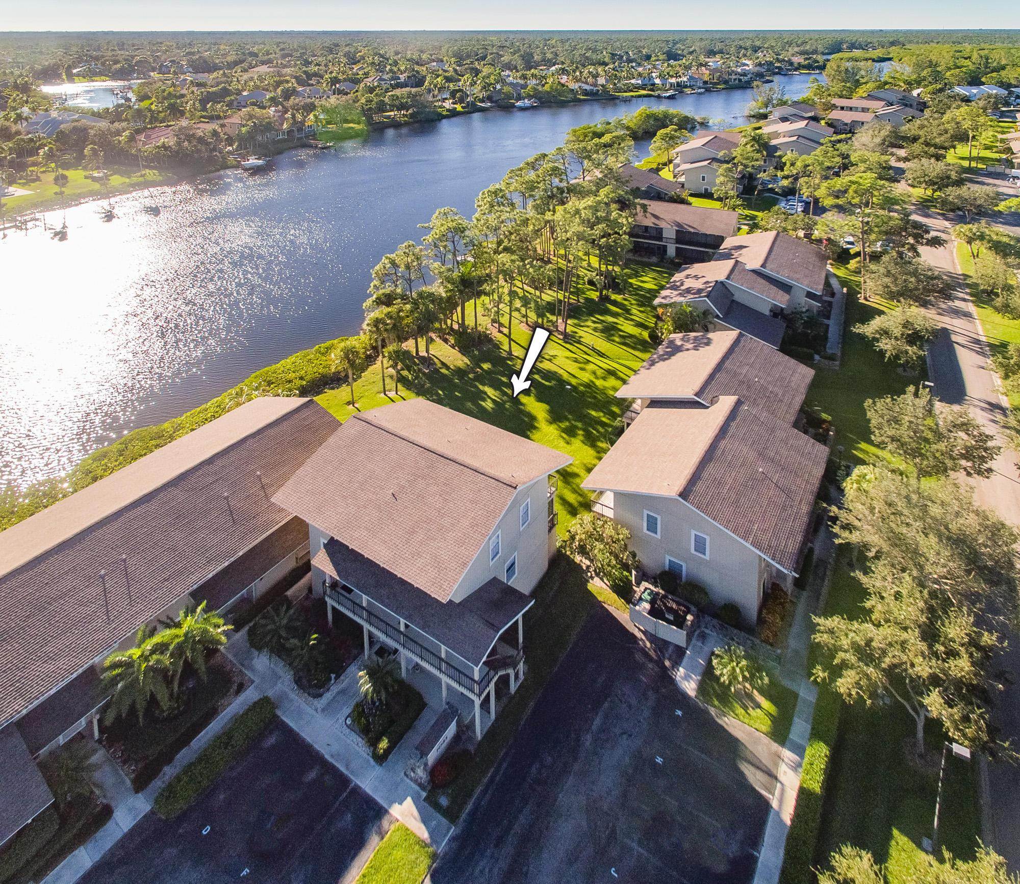 9230 Riverfront Terrace E, Tequesta, Florida 33469, 2 Bedrooms Bedrooms, ,2 BathroomsBathrooms,A,Condominium,Riverfront,RX-10487144