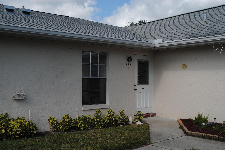 485 Holyoke Lane B Lake Worth, FL 33467