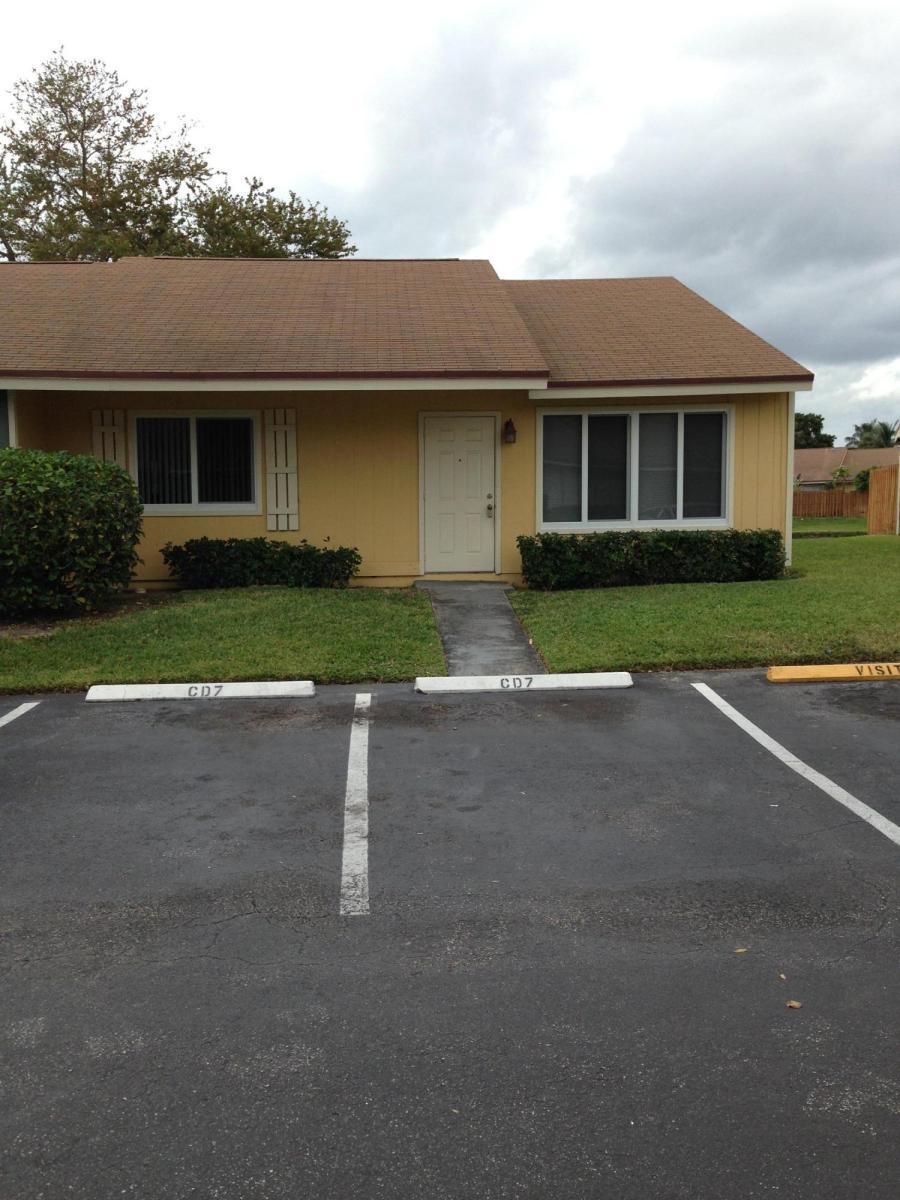 4747 Orleans Court D West Palm Beach, FL 33415