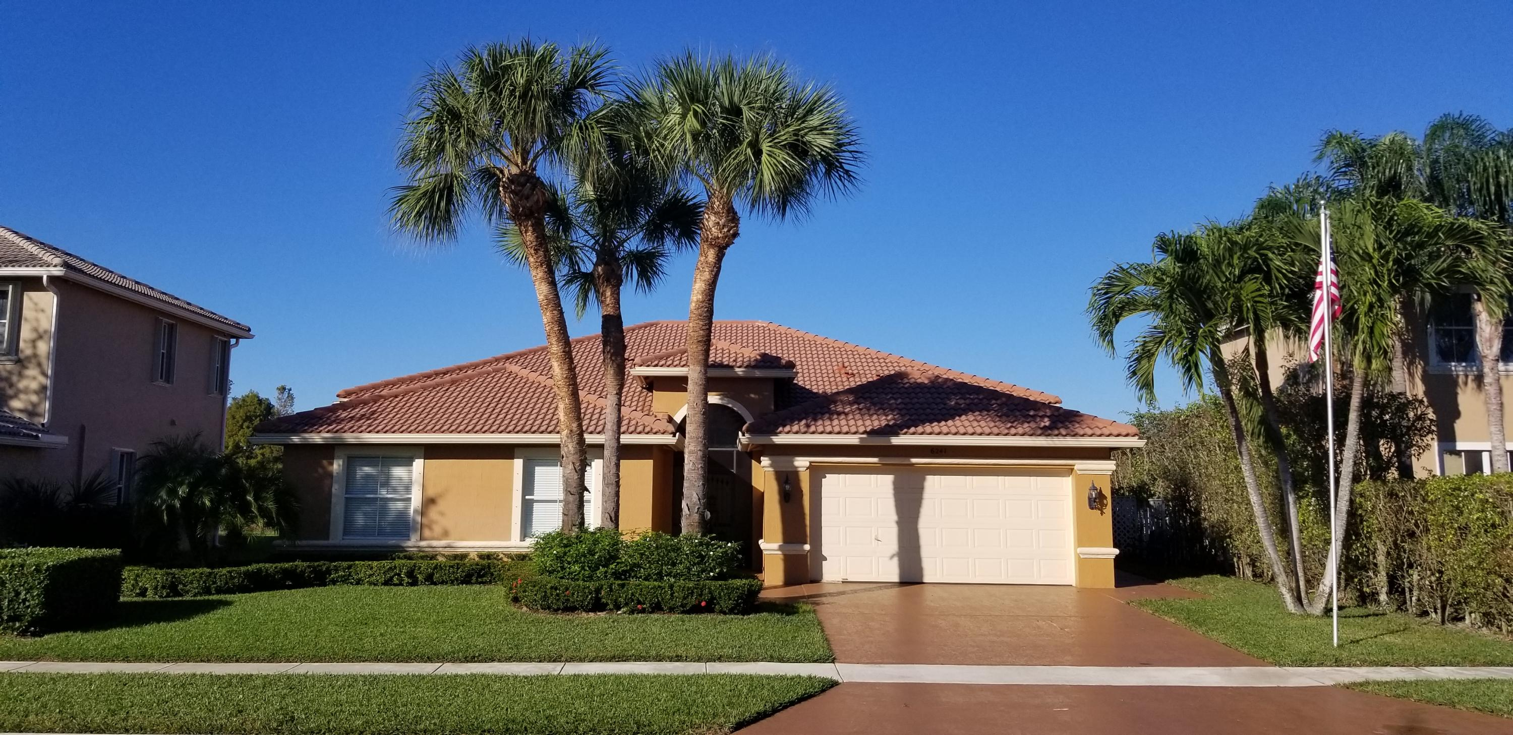 6241 Indian Forest Circle Lake Worth, FL 33463