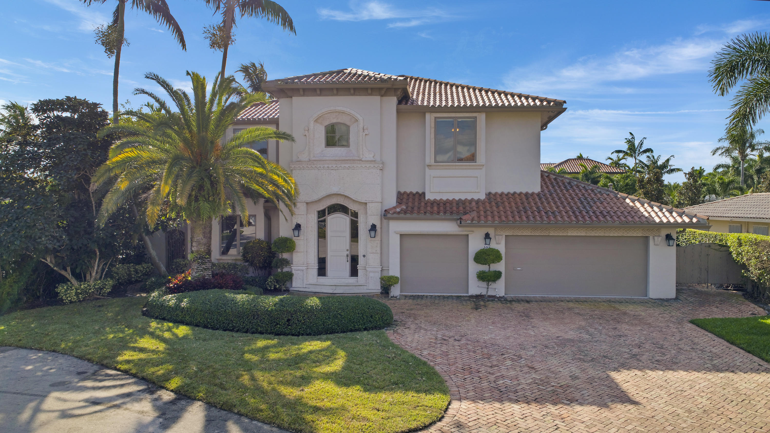 Home for sale in Lake Rogers Boca Raton Florida