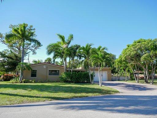 Home for sale in Sun set manors first add Wilton Manors Florida