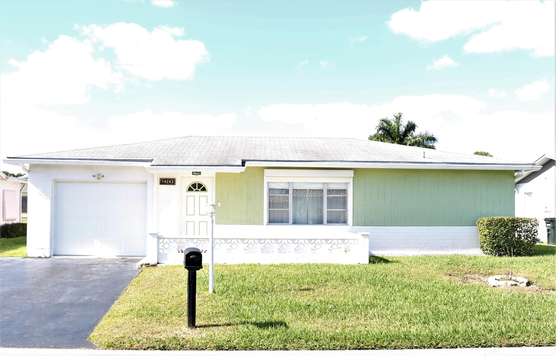 DELRAY VILLAS PL 1 home 14243 Altocedro Drive Delray Beach FL 33484