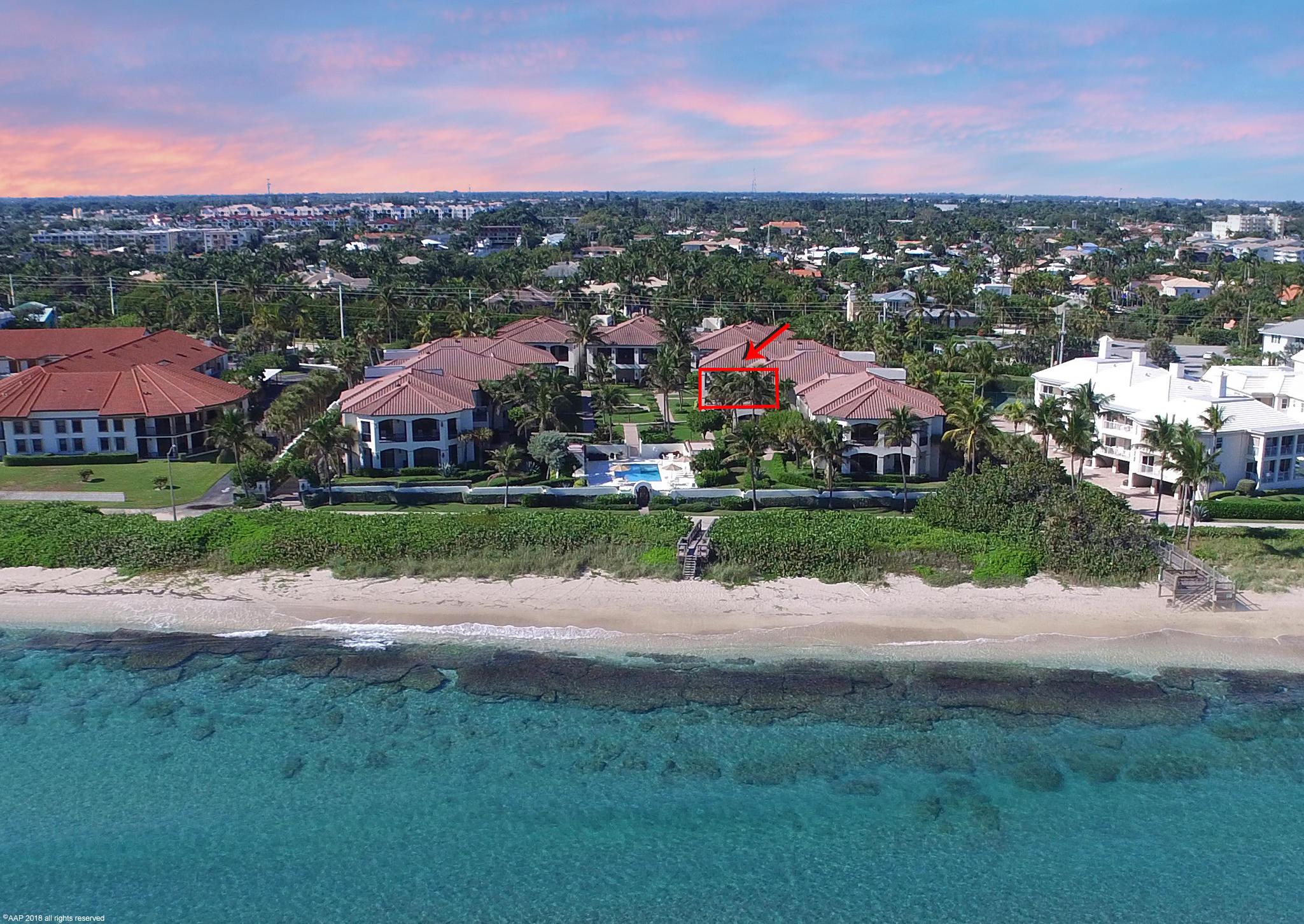 5845 Ocean Boulevard, Ocean Ridge, Florida 33435, 3 Bedrooms Bedrooms, ,2.1 BathroomsBathrooms,Condo/coop,For Sale,Ocean,RX-10490288