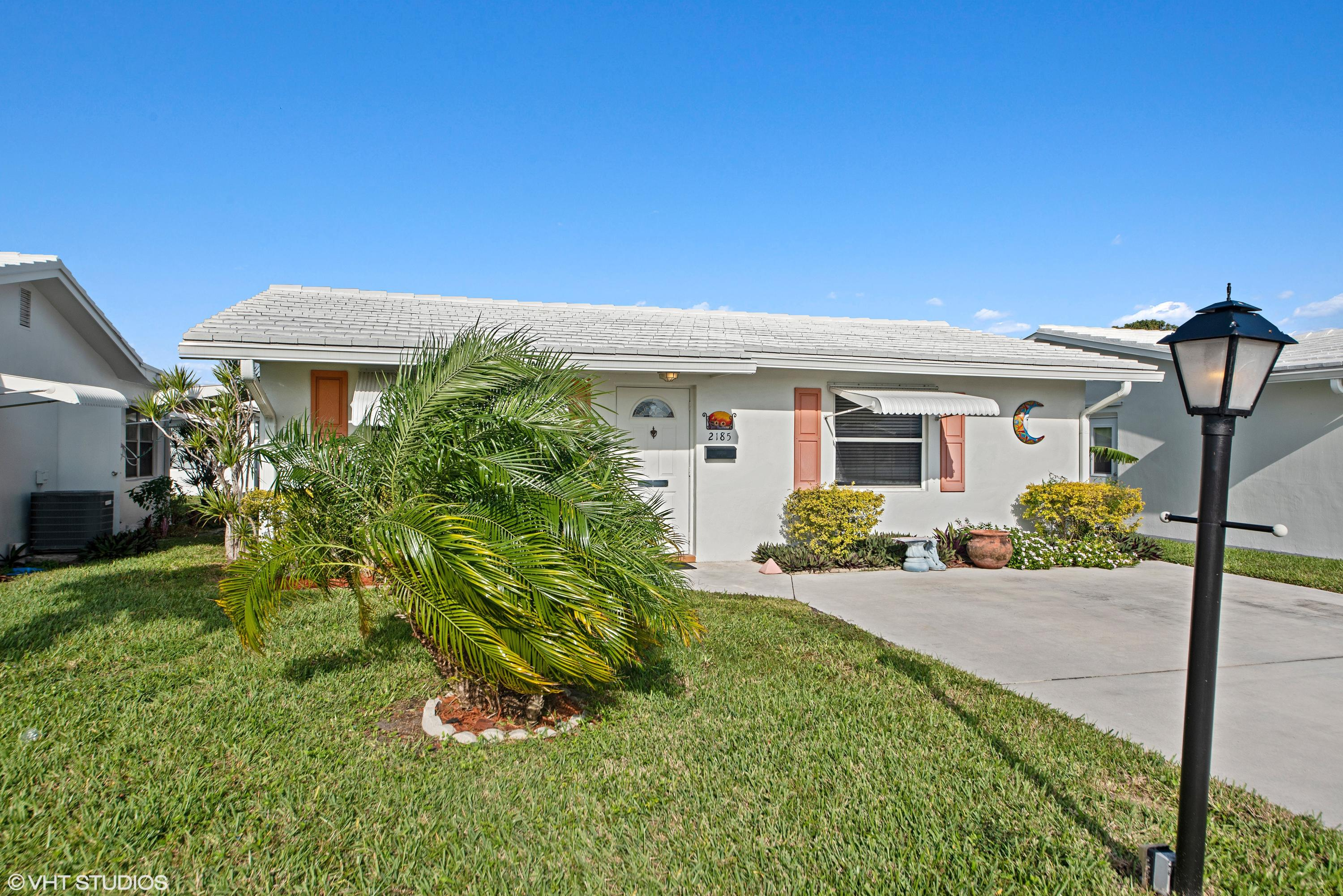 PALM BEACH LEISUREVILLE SEC 6 home 2185 SW Congress Boulevard Boynton Beach FL 33426