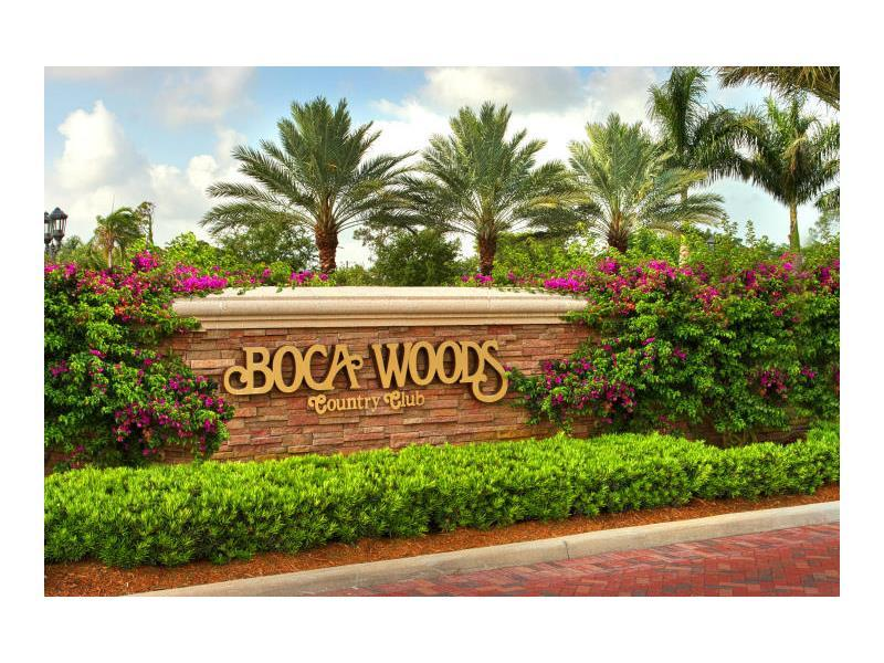 Boca Woods Country Club 7 10610 Crystal-lake Drive