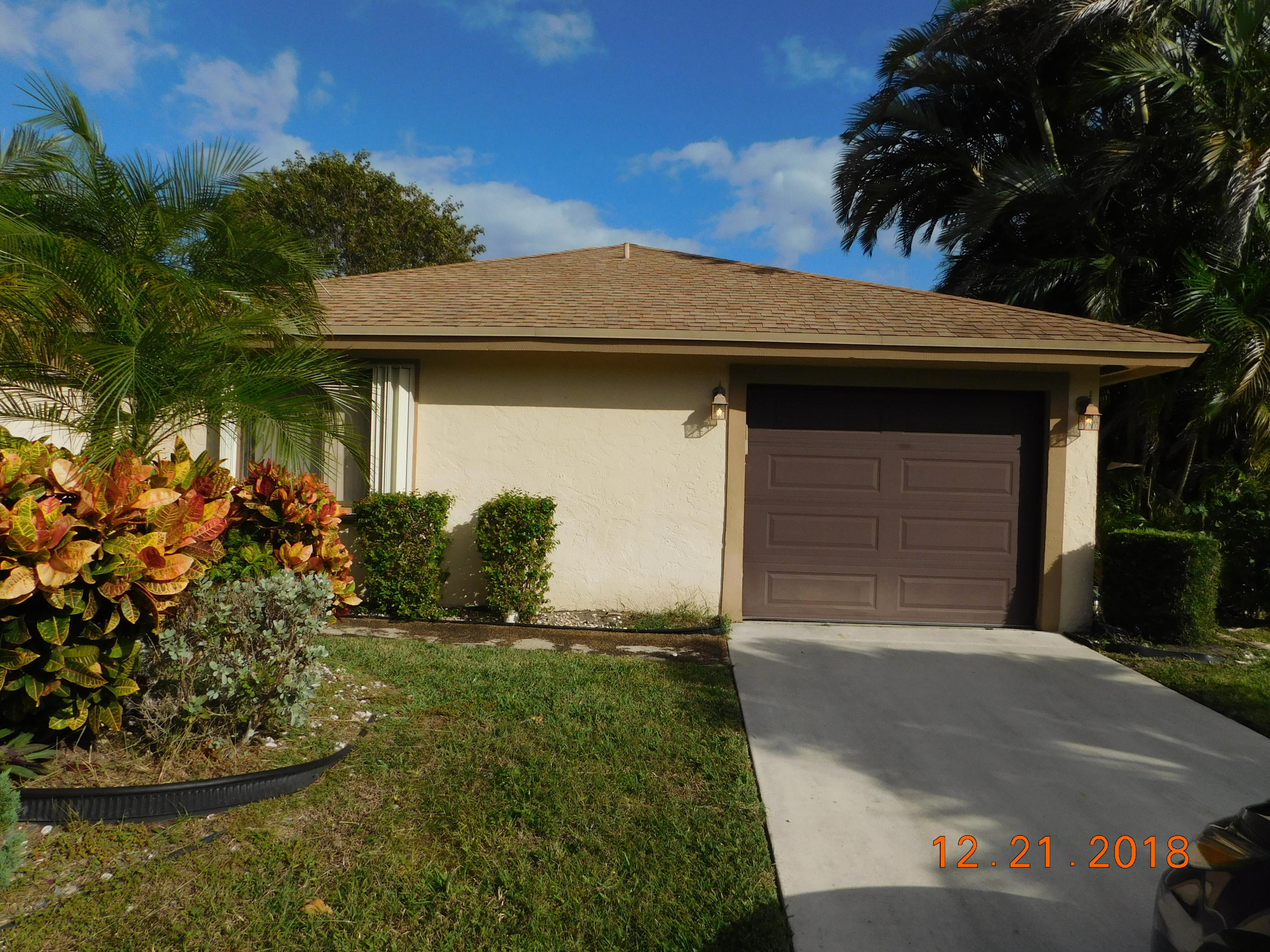 Home for sale in Rainberry Bay Delray Beach Florida