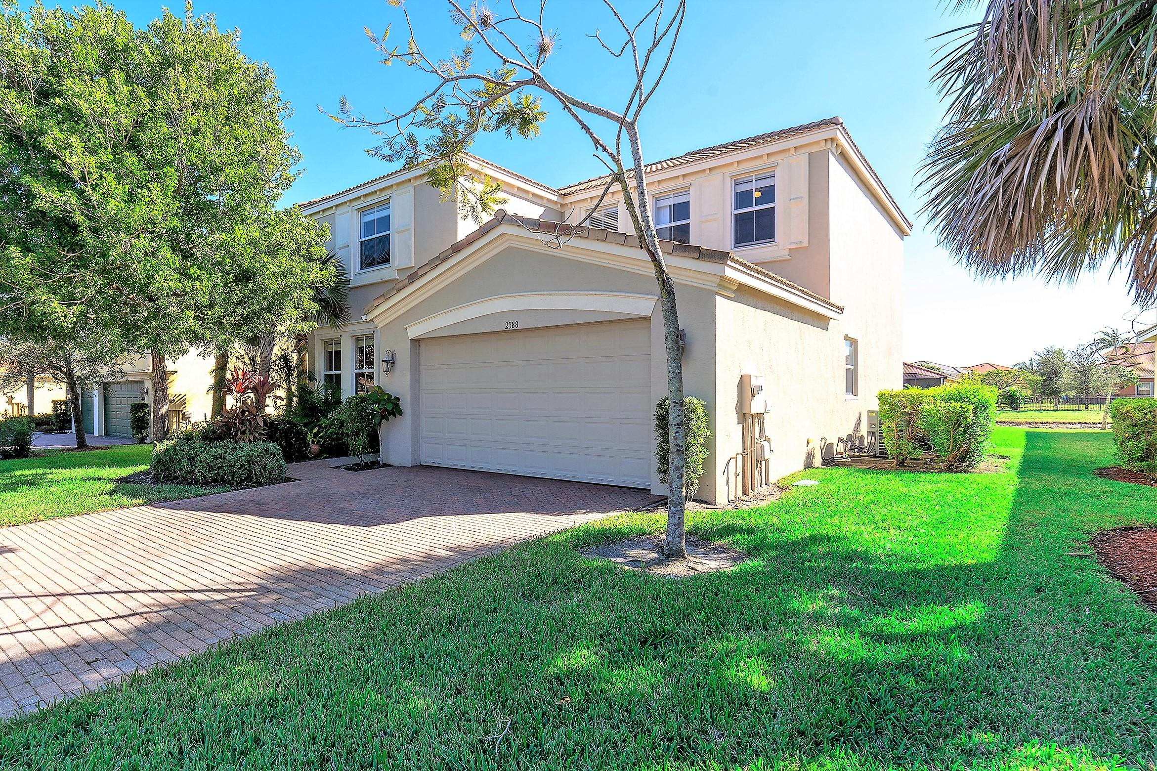2388 Bellarosa Circle - Royal Palm Beach, Florida