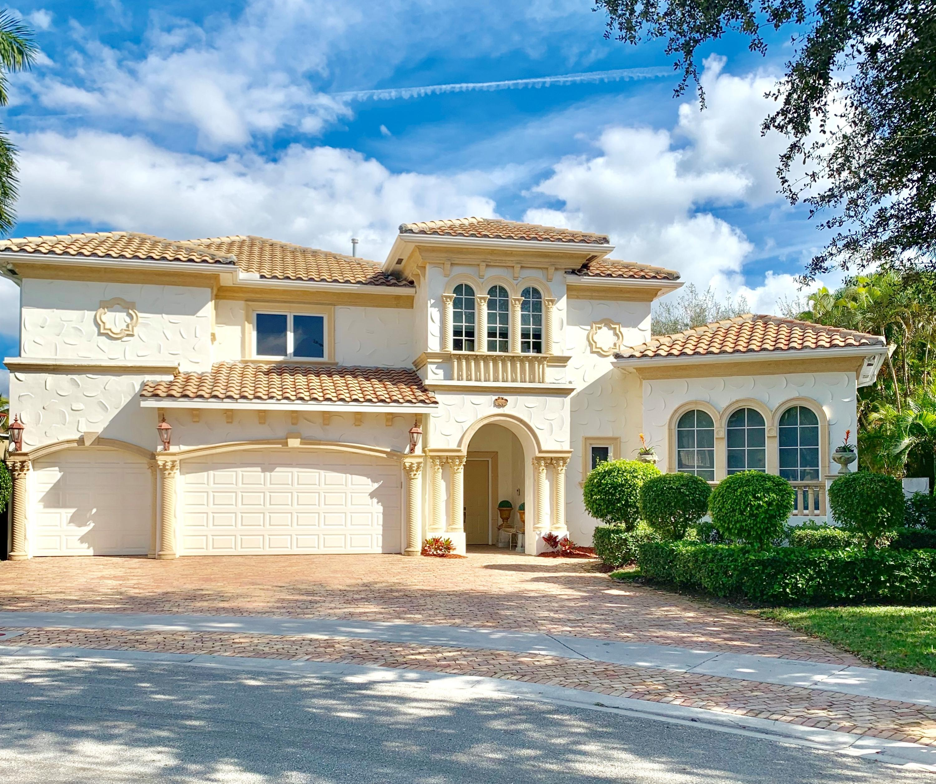 16360 Via Fontana  Delray Beach, FL 33484