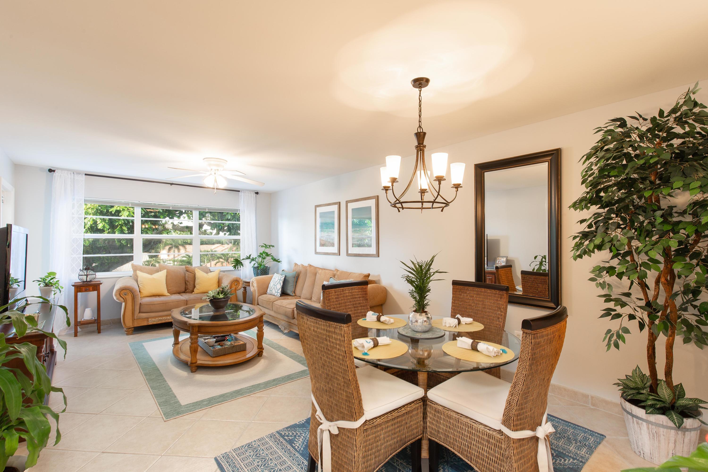 Home for sale in PALM LAKE 1 CONDO Lake Worth Florida
