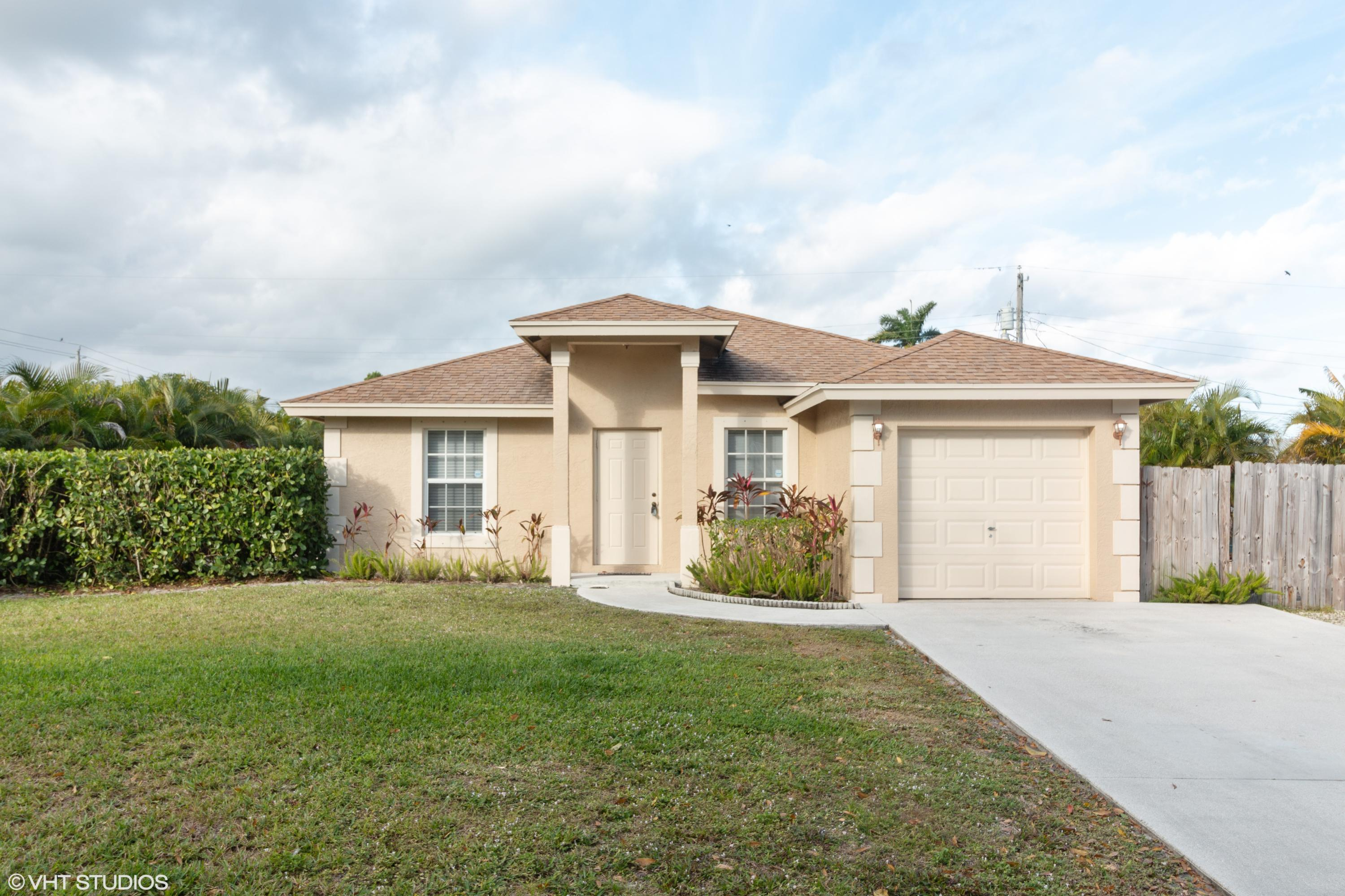 Home for sale in PLANTATION VILLAGE UNREC ON AM-8 West Palm Beach Florida