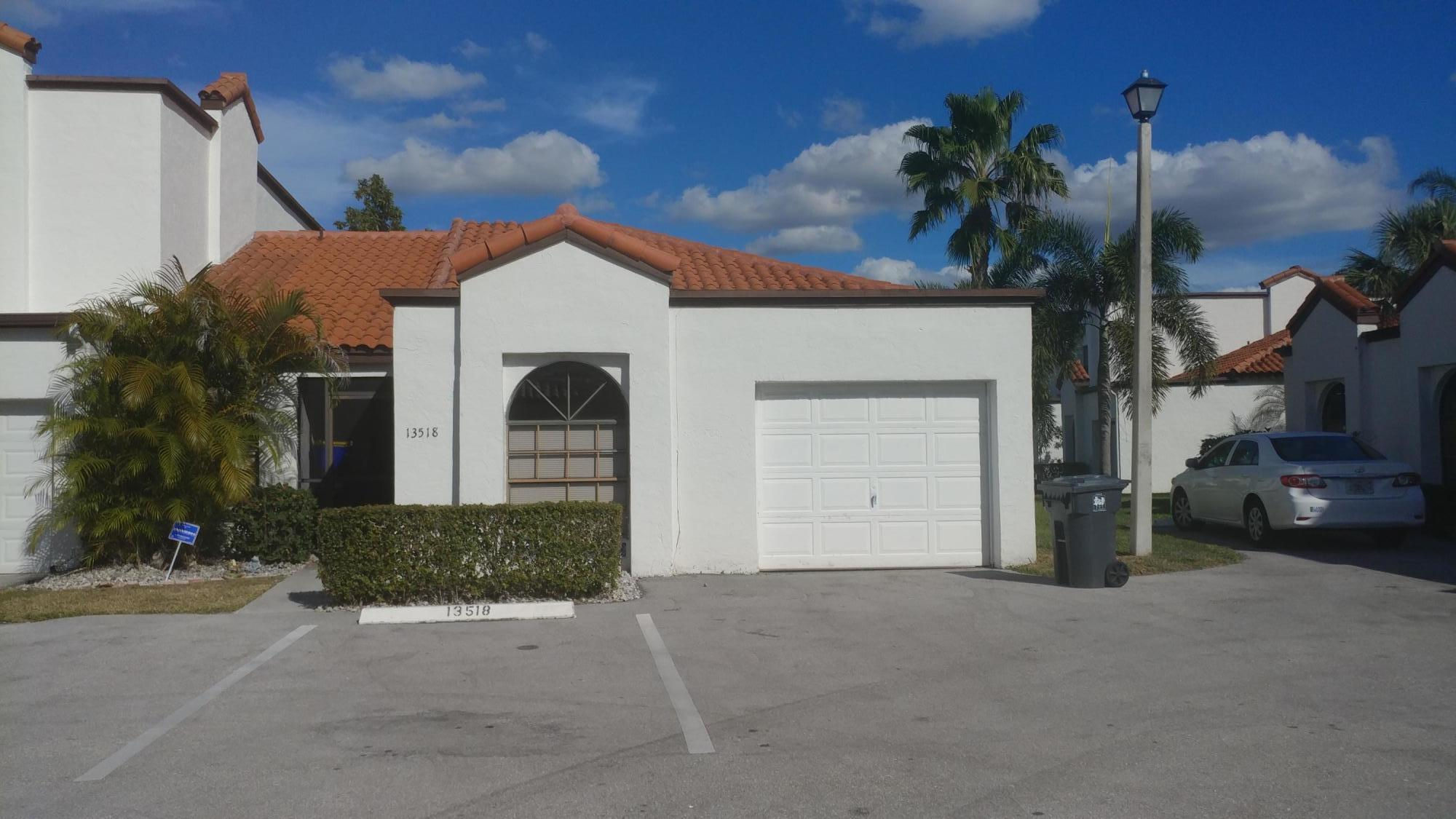 13518 Fountain View Boulevard Wellington, FL 33414