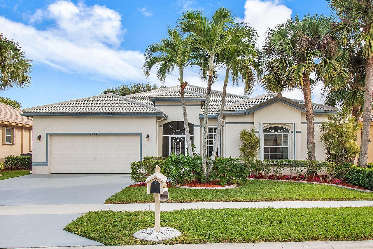 3758 Spring Crest Court Lake Worth, FL 33467