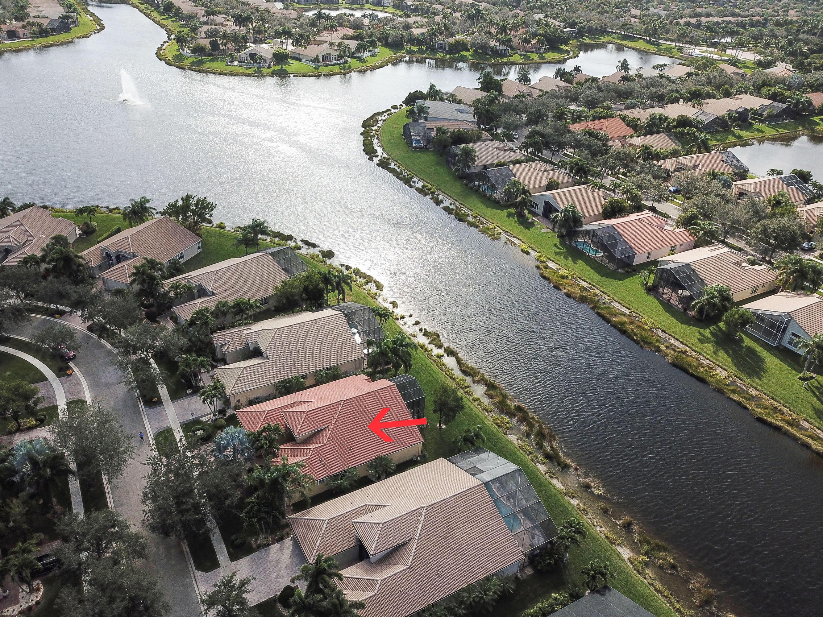 VALENCIA SHORES home 7559 Tarpon Cove Circle Lake Worth FL 33467