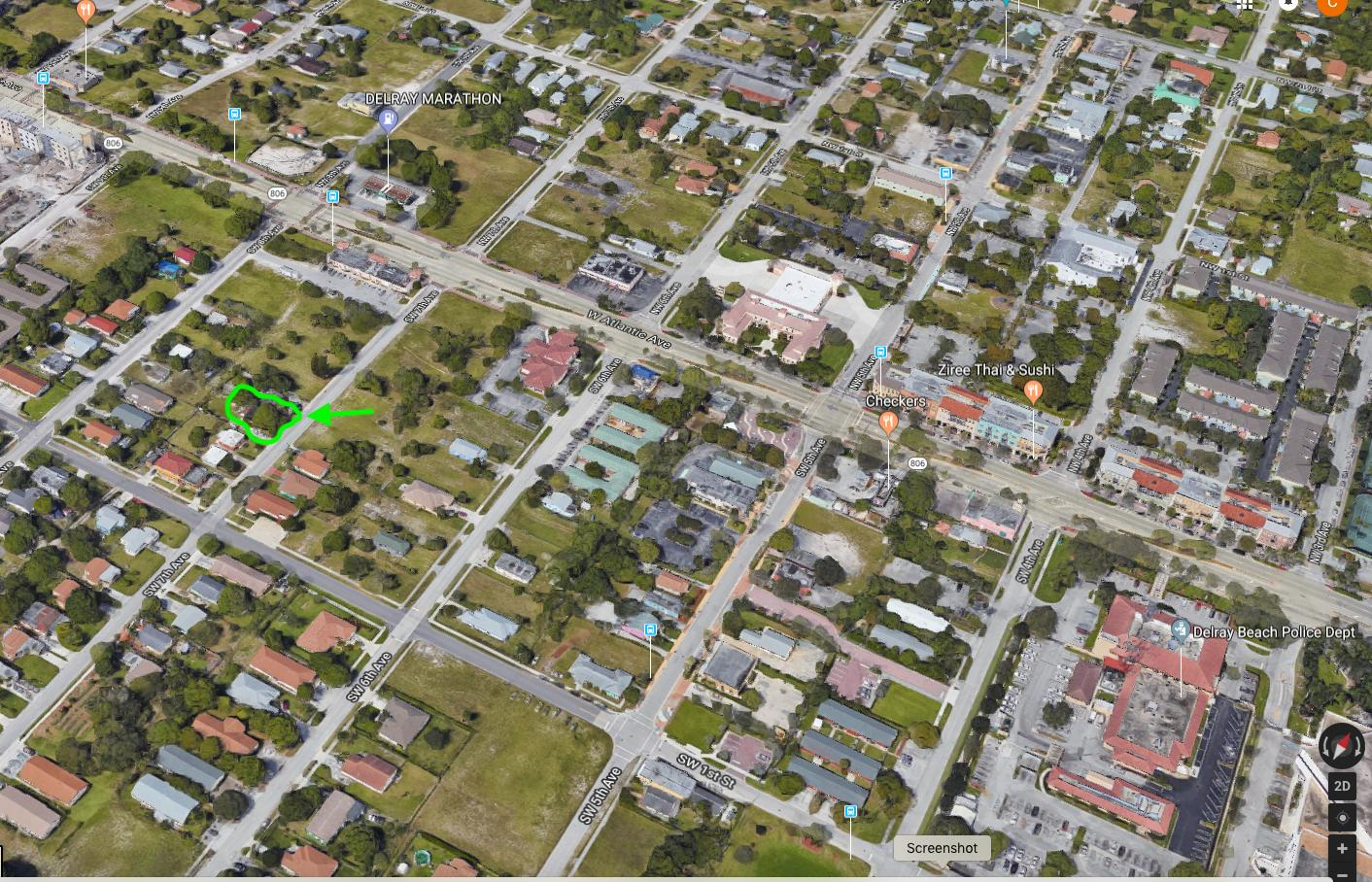36 SW 7th Avenue  Delray Beach, FL 33444