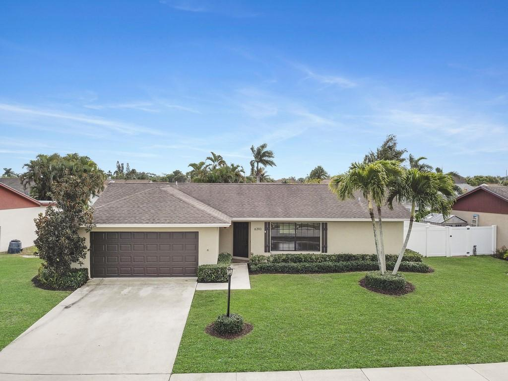 6393 Bengal Circle Boynton Beach, FL 33437