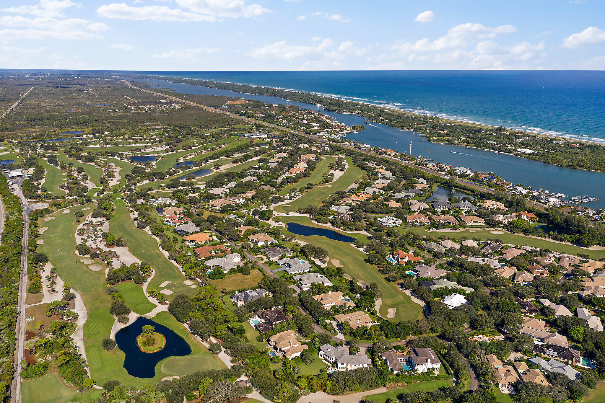 New Home for sale at 18586 Village Circle in Tequesta