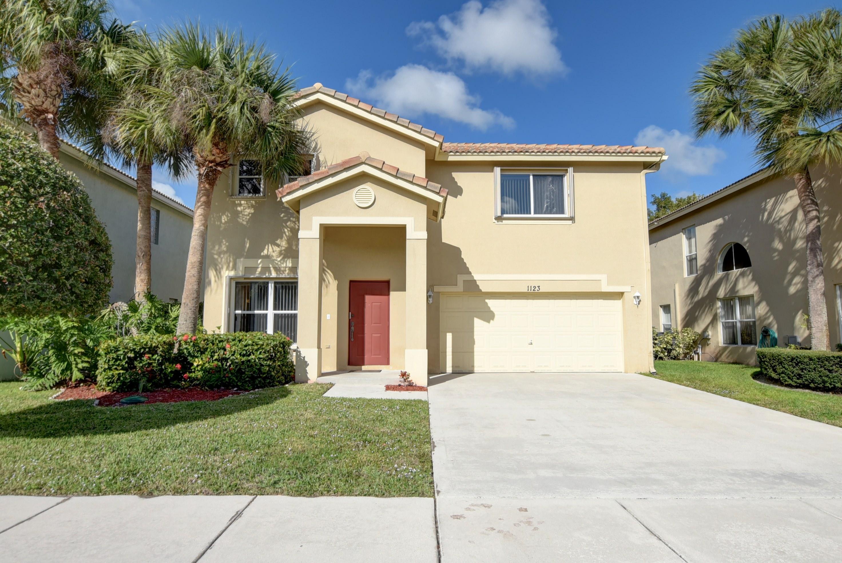 1123  Fosters Mill Drive, Boynton Beach, Florida
