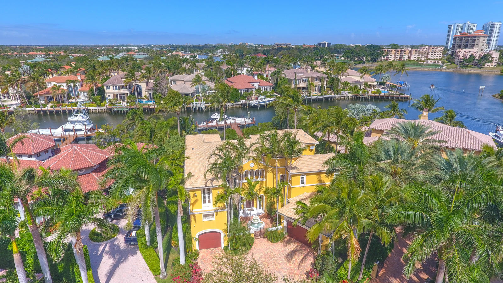 HARBOUR ISLES NORTH PALM BEACH FLORIDA