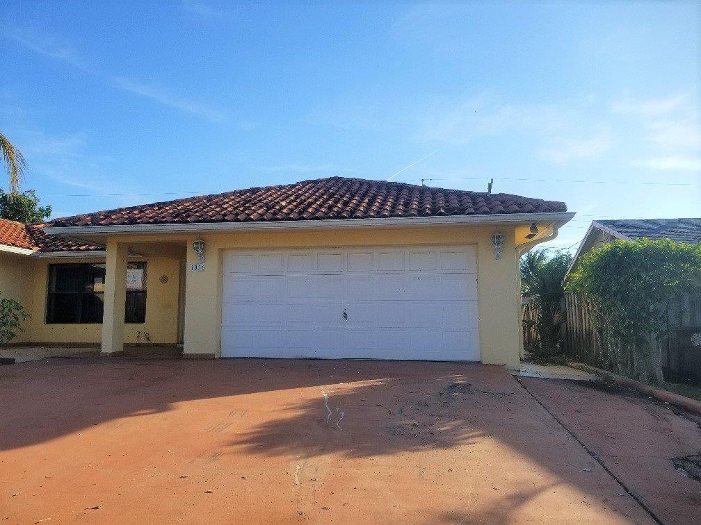 1036 Soelca Drive West Palm Beach, FL 33405