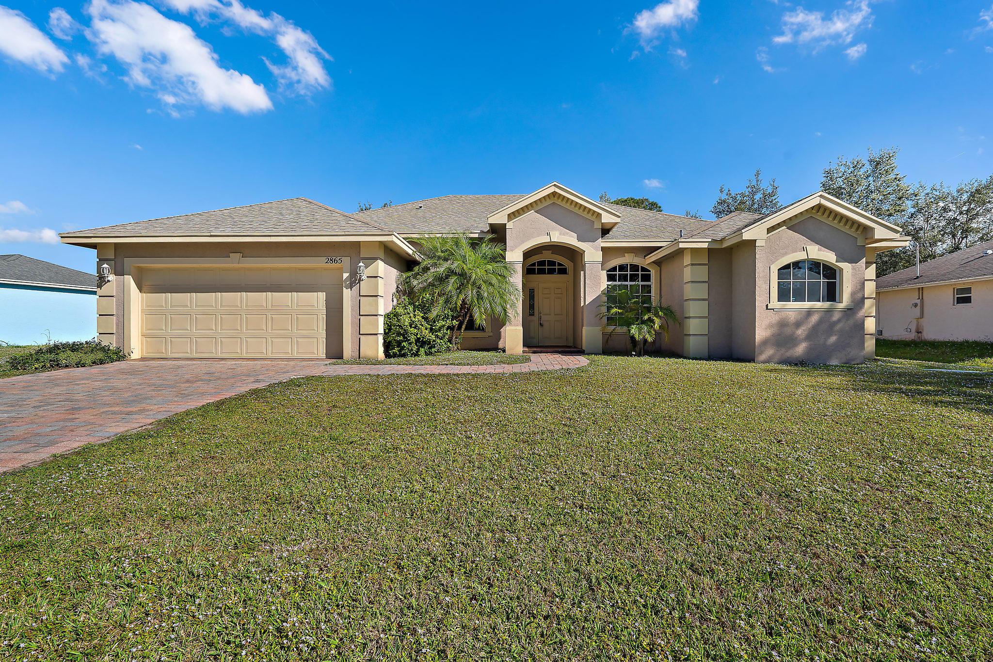 Home for sale in Port St Lucie Gatlin Area Port Saint Lucie Florida