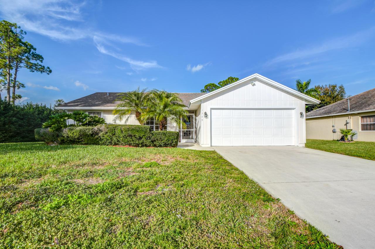 1349 SW Parma Avenue, Port Saint Lucie, Florida