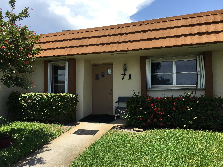 5780 Fernley Drive 71 West Palm Beach, FL 33415
