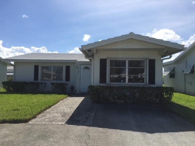 PALM BEACH LEISUREVILLE home 1104 Ocean Drive Boynton Beach FL 33426