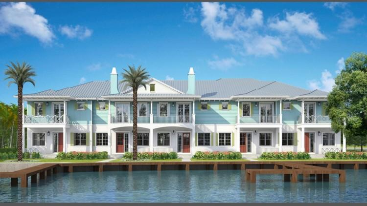 INLET WATERS REAL ESTATE