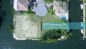 870  Havana Drive Lot 14, Boca Raton FL 33487 is listed for sale as MLS Listing RX-10493995 photo #21