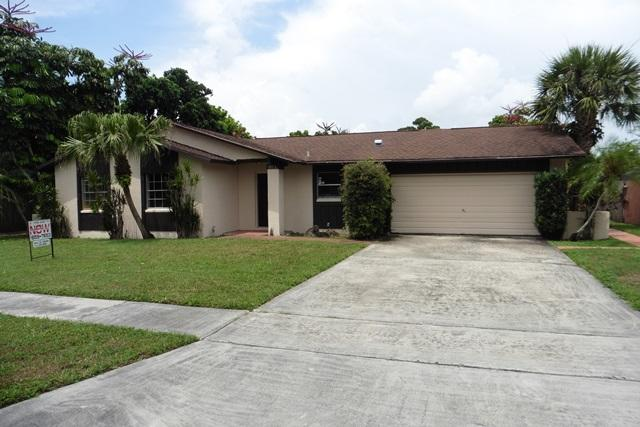 1193 Fernlea Drive West Palm Beach, FL 33417