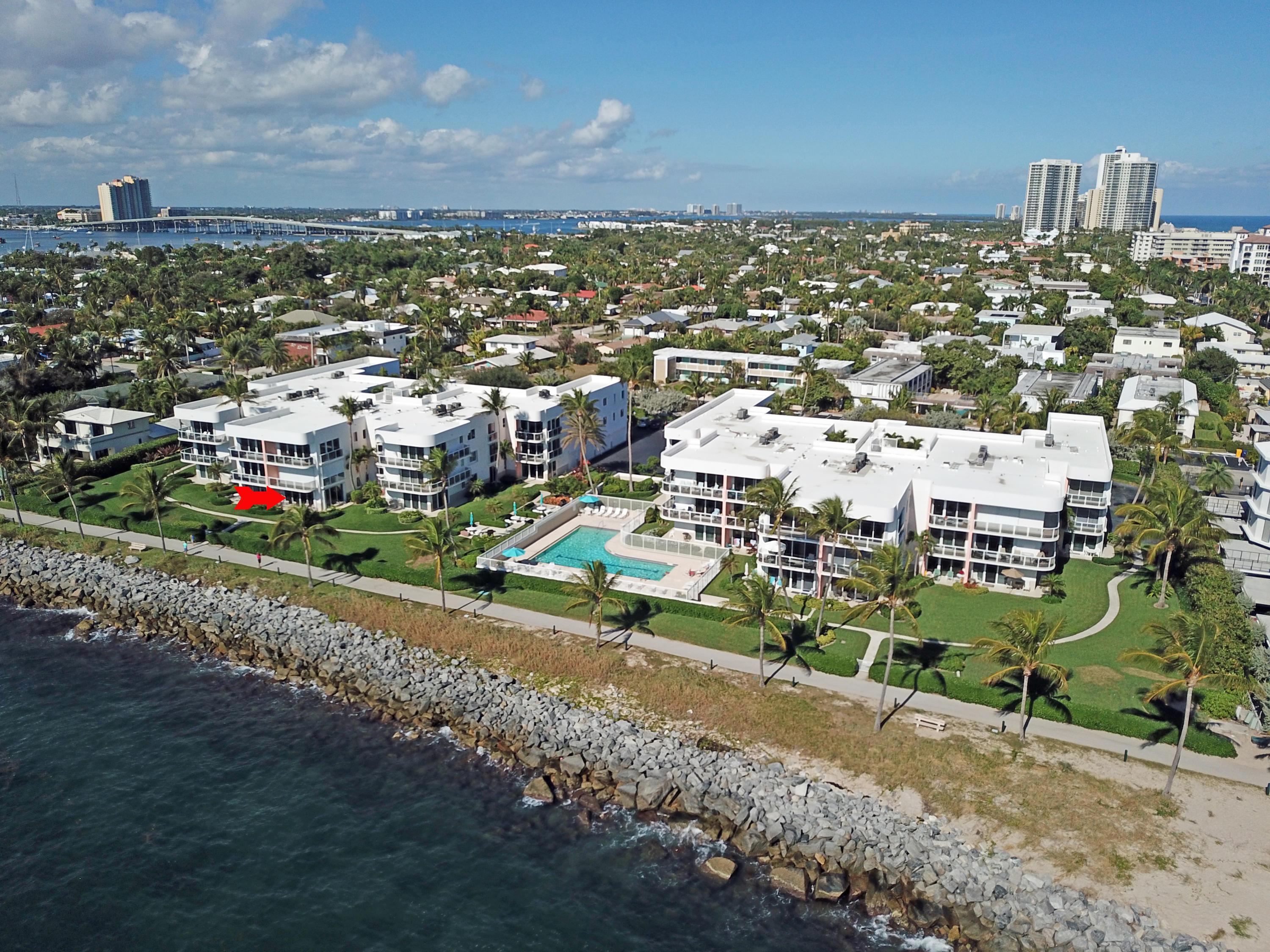 Home for sale in Inlet Beach Club Palm Beach Shores Florida