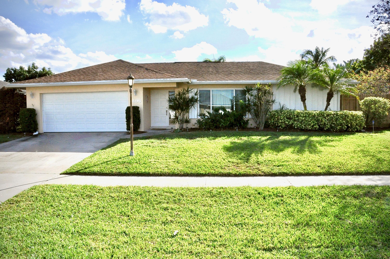 1496 Woodcrest Road West Palm Beach, FL 33417